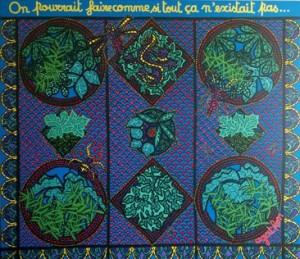 Fresque Palaiseau : Panneau 10 (170 x 150 cm)