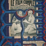 Le film complet VI (2011, 30 x 40 cm)