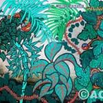 Respire : Fresque Mk2 (2007, 244 x 122 cm)
