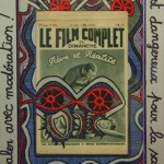 Le film complet II (2007, 32 x 45 cm)