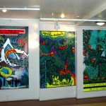 Agathon s'affiche aux 7 parnassiens (2007)