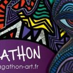 Mixongathon - Le sticker 1 (2010) 9x5 cm