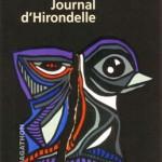 Couverture : Journal d'Hirondelle, Amélie Nothomb (Le livre de Poche, mars 2008)