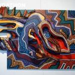 Continuité peut-être 1 (2001, 120 x 90 cm)