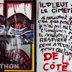 Dominique : Recto/Verso (2003, 81 x 100 cm)