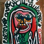 Nadège (1997, 80 x 110 cm)